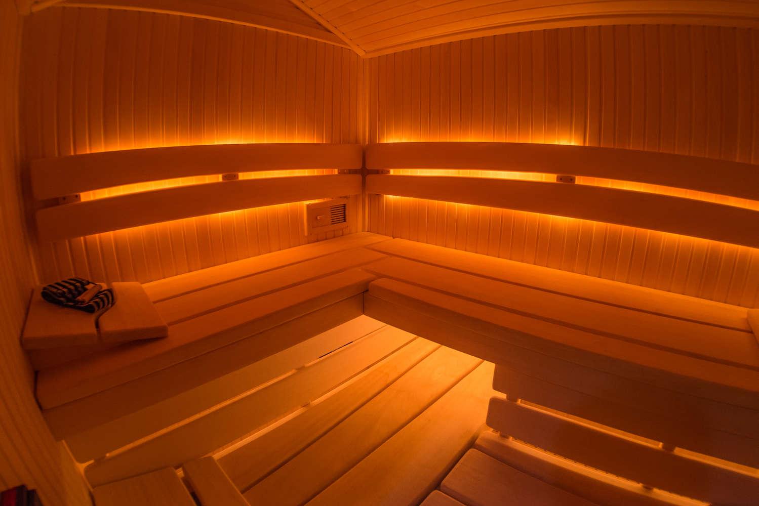 sauna wisła
