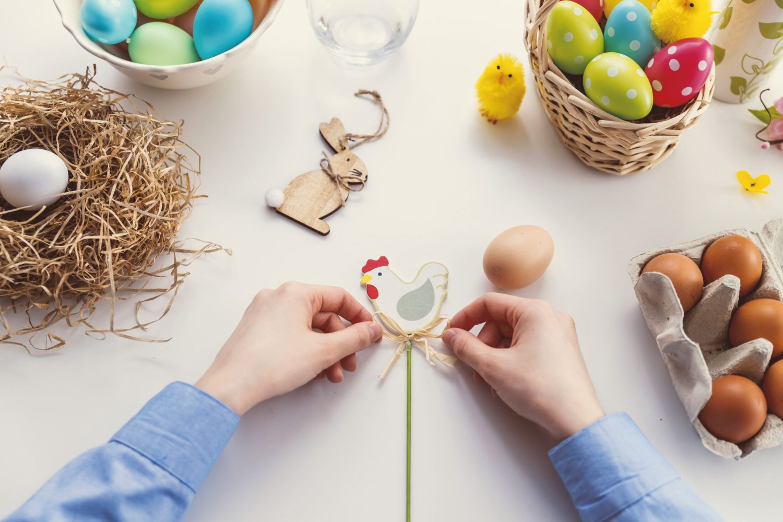Wielkanoc w Villi Rubinstein